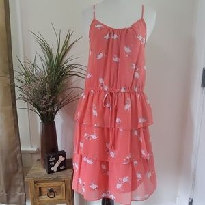 LAUREN CONRAD Sundress